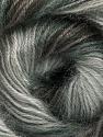 Состав пряжи 75% Акрил, 25% Ангора, Brand Ice Yarns, Grey Shades, Camel, fnt2-54675