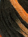 Fiber Content 50% Acrylic, 50% Wool, Orange, Brand ICE, Brown, Blue, Yarn Thickness 6 SuperBulky  Bulky, Roving, fnt2-54766