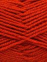 Worsted  Fasergehalt 100% Acryl, Orange, Brand Ice Yarns, fnt2-54877