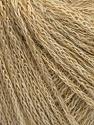 Состав пряжи 40% Полиамид, 40% Шерсть мериноса, 20% Лен, Brand Ice Yarns, Cream melange, fnt2-54940