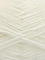 Состав пряжи 100% Акрил, Off White, Brand Ice Yarns, fnt2-54951