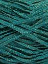 Fasergehalt 82% Viskose, 18% Polyester, Turquoise, Brand Ice Yarns, Gold, fnt2-54973