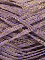 Состав пряжи 82% Вискоза, 18% Полиэстер, Lavender, Brand Ice Yarns, Gold, fnt2-54980
