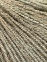 Состав пряжи 43% Акрил, 4% PBT, 36% Alpaca Superfine, 17% Шерсть мериноса, Brand Ice Yarns, Beige Melange, fnt2-54986