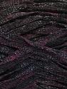 Fasergehalt 82% Viskose, 18% Polyester, Maroon, Brand Ice Yarns, Black, fnt2-55010
