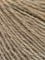 Fiber Content 43% Acrylic, 4% PBT, 36% Alpaca Superfine, 17% Merino Wool, Brand Ice Yarns, Beige, Yarn Thickness 2 Fine  Sport, Baby, fnt2-55049