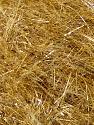 Fiber Content 60% Polyamide, 40% Metallic Lurex, Yellow, Brand Ice Yarns, Gold, fnt2-55136
