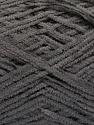 Fiber Content 100% Cotton, Brand Ice Yarns, Grey, Yarn Thickness 2 Fine  Sport, Baby, fnt2-55175