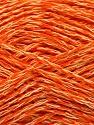 Состав пряжи 35% Хлопок, 35% Акрил, 30% Вискоза, Orange, Brand Ice Yarns, fnt2-55188