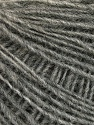 Fiber Content 50% Merino Wool, 25% Acrylic, 25% Alpaca, Brand Ice Yarns, Grey, Yarn Thickness 2 Fine  Sport, Baby, fnt2-55198