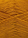 Состав пряжи 60% Шерсть мериноса, 40% Акрил, Brand Ice Yarns, Dark Gold, fnt2-55215
