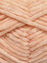 Fasergehalt 100% Mikrofaser, Light Salmon, Brand Ice Yarns, fnt2-55216