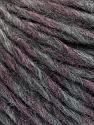 Fasergehalt 50% Merinowolle, 25% Alpaka, 25% Acryl, Lilac, Brand Ice Yarns, Grey Shades, fnt2-55238