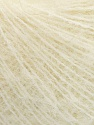 Fasergehalt 67% Alpaca Superfine, 6% Elastan, 27% Polyamid, Light Cream, Brand Ice Yarns, fnt2-55270