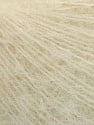 Состав пряжи 67% Alpaca Superfine, 6% Эластан, 27% Полиамид, Brand Ice Yarns, Ecru, fnt2-55271