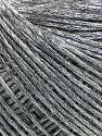 Fiber Content 50% Polyamide, 50% Merino Wool, Silver, Brand Ice Yarns, fnt2-55306