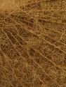 Fasergehalt 67% Alpaca Superfine, 6% Elastan, 27% Polyamid, Brand Ice Yarns, Cafe Latte, fnt2-55385