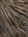 Fasergehalt 30% Baumwolle, 28% Mohair, 23% Polyamid, 19% Acryl, Brand Ice Yarns, Brown Shades, fnt2-55401