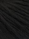 Fasergehalt 50% Wolle, 50% Acryl, Brand Ice Yarns, Black, fnt2-55403