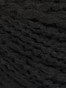 Fasergehalt 50% Wolle, 40% Acryl, 10% Polyamid, Brand Ice Yarns, Black, fnt2-55413