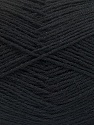 Состав пряжи 75% Superwash Wool, 25% Полиамид, Brand Ice Yarns, Black, fnt2-55464