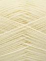 Fasergehalt 75% Superwash Wolle, 25% Polyamid, Brand Ice Yarns, Cream, fnt2-55465