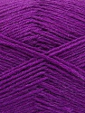 Fasergehalt 75% Superwash Wolle, 25% Polyamid, Purple, Brand Ice Yarns, fnt2-55474
