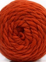 Fasergehalt 100% Wolle, Orange, Brand Ice Yarns, fnt2-55488
