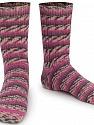 Fasergehalt 75% Superwash Wolle, 25% Polyamid, Pink, Brand Ice Yarns, Grey, Burgundy, Beige, Yarn Thickness 1 SuperFine  Sock, Fingering, Baby, fnt2-55547
