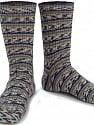 Состав пряжи 75% Superwash Wool, 25% Полиамид, Brand Ice Yarns, Grey, Cream, Blue, Beige, Yarn Thickness 1 SuperFine  Sock, Fingering, Baby, fnt2-55548