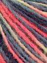 Состав пряжи 100% Акрил, Pink, Mint Green, Brand Ice Yarns, Blue Shades, fnt2-55609