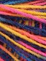Состав пряжи 100% Акрил, Yellow, Pink, Brand Ice Yarns, Blue Shades, fnt2-55617
