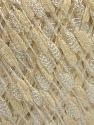 Fasergehalt 50% Viskose, 50% Baumwolle, Brand Ice Yarns, Cream, fnt2-55620