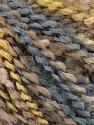 Fasergehalt 82% Acryl, 8% Polyamid, 10% Polyester, Yellow, Brand Ice Yarns, Grey, Beige, fnt2-55635