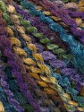 Fasergehalt 82% Acryl, 8% Polyamid, 10% Polyester, Purple, Light Brown, Khaki, Brand Ice Yarns, Blue, fnt2-55637