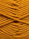 Bulky  Fiber Content 100% Acrylic, Brand ICE, Gold, Yarn Thickness 5 Bulky  Chunky, Craft, Rug, fnt2-55653