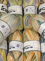 Baby Cotton Print  Состав пряжи 50% Хлопок, 50% Акрил, Brand Ice Yarns, fnt2-55688