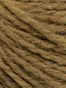 Fasergehalt 60% Acryl, 40% Wolle, Brand Ice Yarns, Camel, fnt2-55703