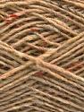 Fasergehalt 70% Wolle, 5% Acryl, 25% Polyamid, Light Camel, Brand Ice Yarns, fnt2-55712