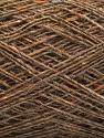 Fasergehalt 70% Wolle, 5% Acryl, 25% Polyamid, Brand Ice Yarns, Camel, fnt2-55713
