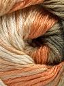 Fasergehalt 60% Acryl, 40% Merinowolle, Salmon, Khaki, Brand Ice Yarns, Cream, Beige, fnt2-55718