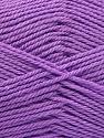 Fasergehalt 100% Acryl, Lavender, Brand Ice Yarns, fnt2-55721