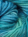 Fasergehalt 100% Wolle, Turquoise Shades, Brand Ice Yarns, fnt2-55797
