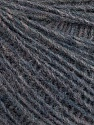 Fiber Content 50% Merino Wool, 25% Acrylic, 25% Alpaca, Brand Ice Yarns, Anthracite Black, Yarn Thickness 2 Fine  Sport, Baby, fnt2-55799