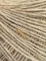 Fasergehalt 50% Wolle, 40% Acryl, 10% Viskose, Brand Ice Yarns, Beige, fnt2-55818
