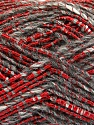 Fiber Content 40% Wool, 40% Acrylic, 20% Polyamide, Red, Brand Ice Yarns, Grey Shades, Yarn Thickness 4 Medium  Worsted, Afghan, Aran, fnt2-55846