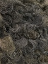 Fasergehalt 45% Acryl, 25% Wolle, 20% Mohair, 10% Polyamid, Brand Ice Yarns, Grey Shades, Brown Shades, fnt2-55873
