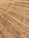 Fasergehalt 37% Kid Mohair, 35% Acryl, 28% Polyamid, Light Brown, Brand Ice Yarns, fnt2-55896