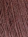 Fasergehalt 50% Polyamid, 50% Polyester, Rose Brown, Brand Ice Yarns, fnt2-55903