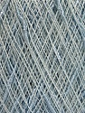 Fiber Content 50% Viscose, 50% Linen, Light Blue, Brand ICE, fnt2-55908